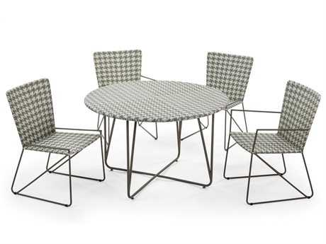 Caluco Encanto Steel Dining Set