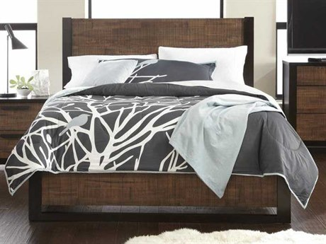 Casana Axel King Platform Panel Bed