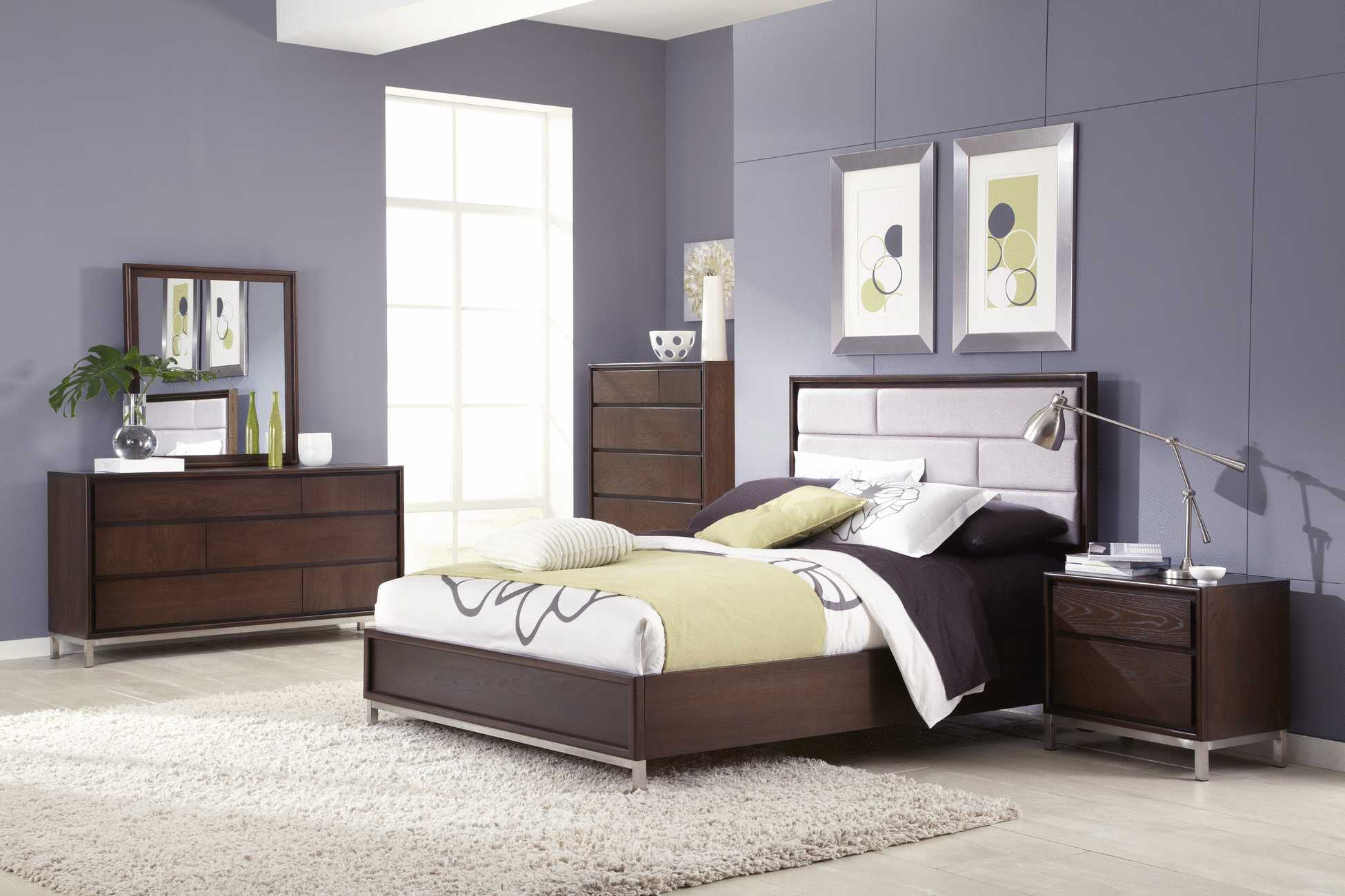 Casana Sandrine Upholstered King Bed Cx270931kk