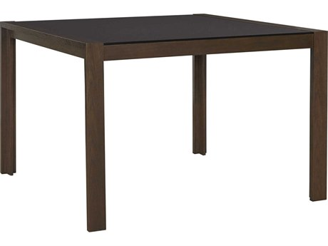 Casana Hudson 54'' Square Cafe Counter Height Table