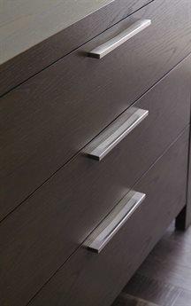Casana Hudson Six Drawer Dresser with Hidden Top Drawers