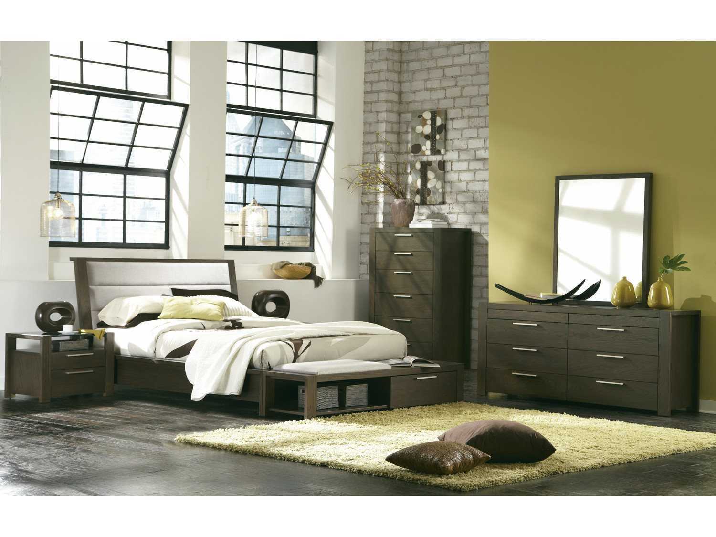 casana hudson bedroom set cx525901kqset