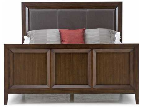 Casana Vista Walnut Queen Bed