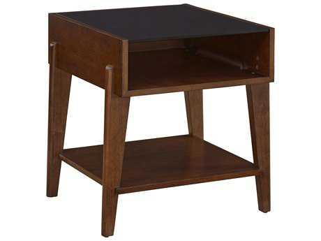 Casana Travis Medium Ash 22'' x 20'' Rectangular End Table