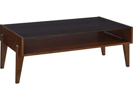 Casana Travis Medium Ash 46'' x 26'' Rectangular Coffee Table