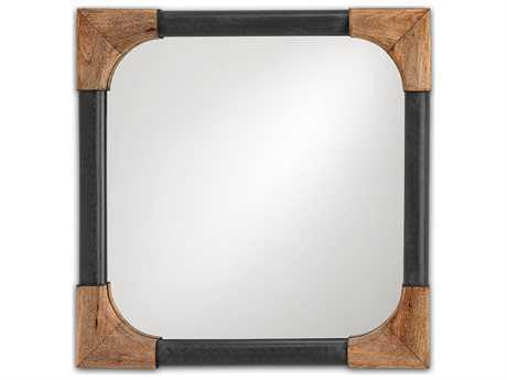 Currey & Company Nash Natural Wall Mirror