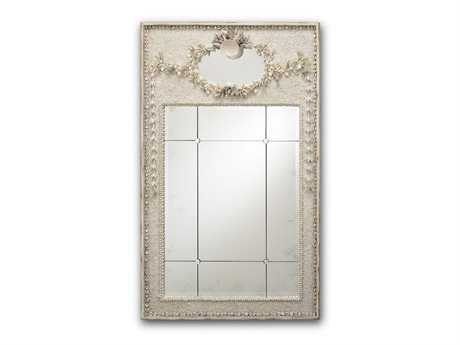 Currey & Company Devereux 34'' x 54'' Wall Mirror