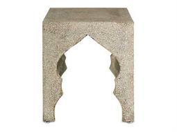 Currey & Company 18'' Square Casablanca Occasional Table