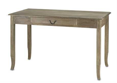Currey & Company 48'' x 24'' Cranbourne Writing Desk