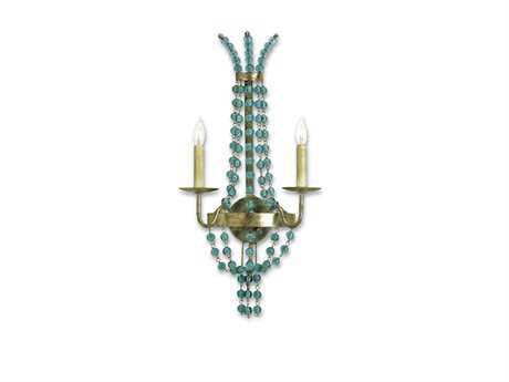 Currey & Company Serena Two Light Wall Sconce