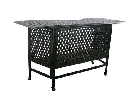 Darlee Outdoor Living Standard Series 60 Cast Aluminum 82 x 30 Party Bar