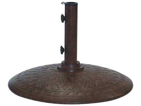 Darlee Outdoor 65lbs Cast Aluminum Umbrella Base