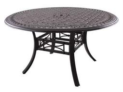 Darlee Outdoor Living Santa Anita Cast Aluminum Dining Set