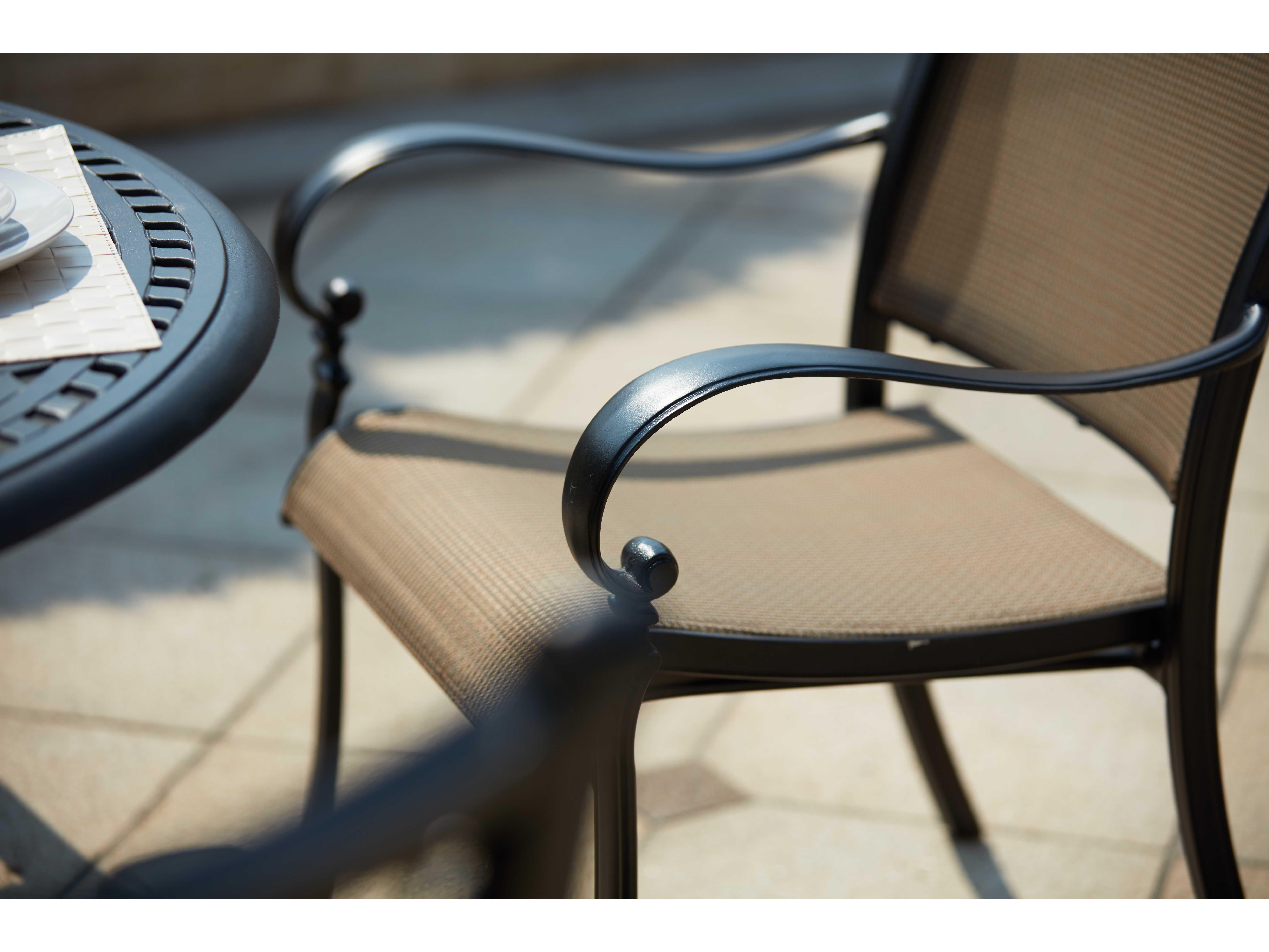 Darlee Outdoor Living Standard Mountain View Cast Aluminum