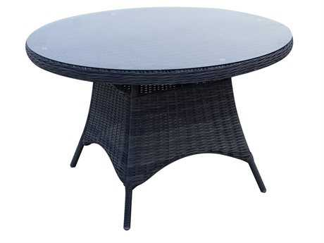 Darlee Outdoor Living Valencia 48'' Round Dining Table DA201690C