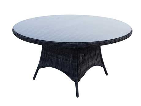 Darlee Outdoor Living Valencia 60'' Round Dining Table