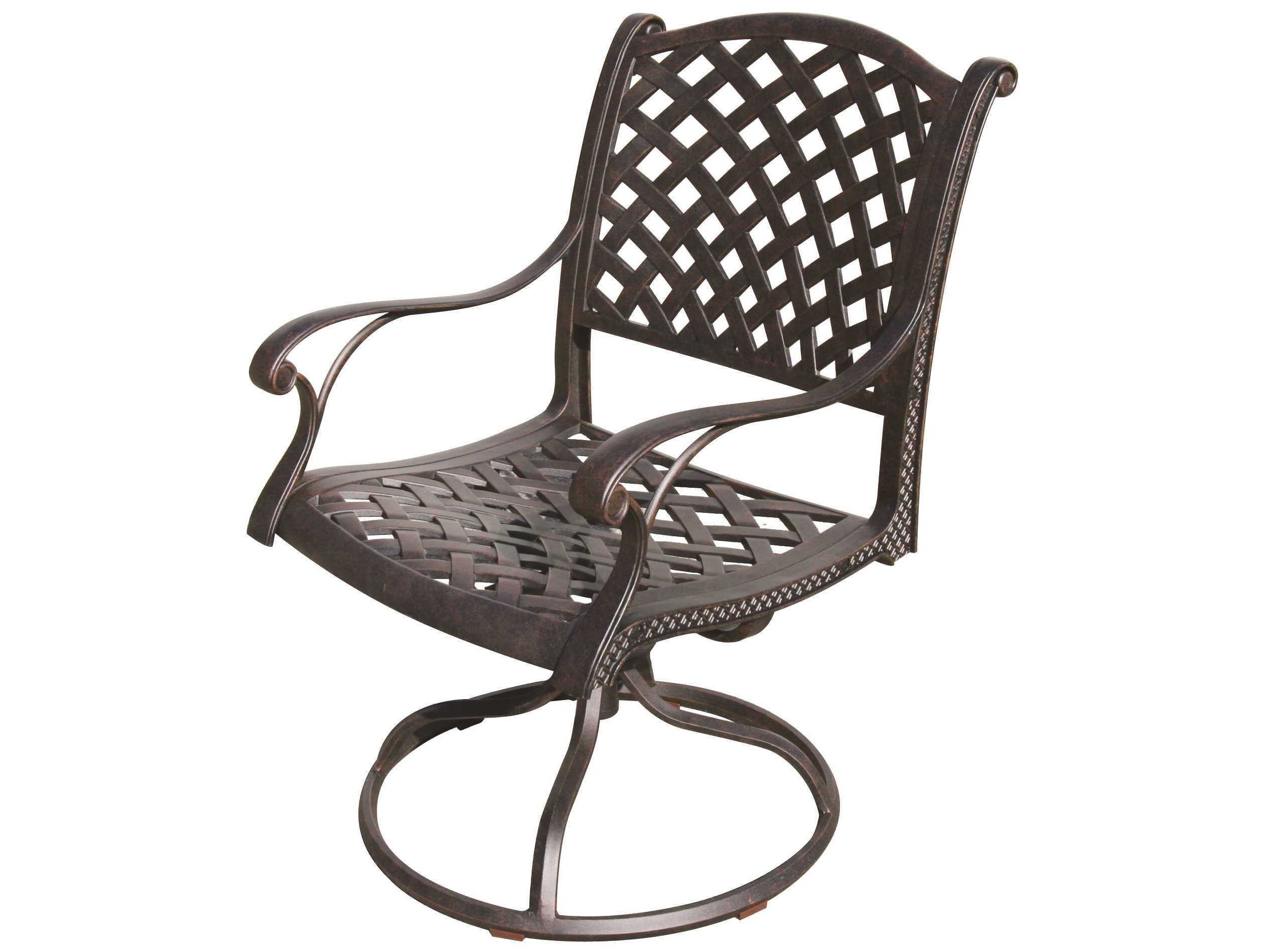 Darlee Outdoor Living Nassau Cast Aluminum Antique Bronze