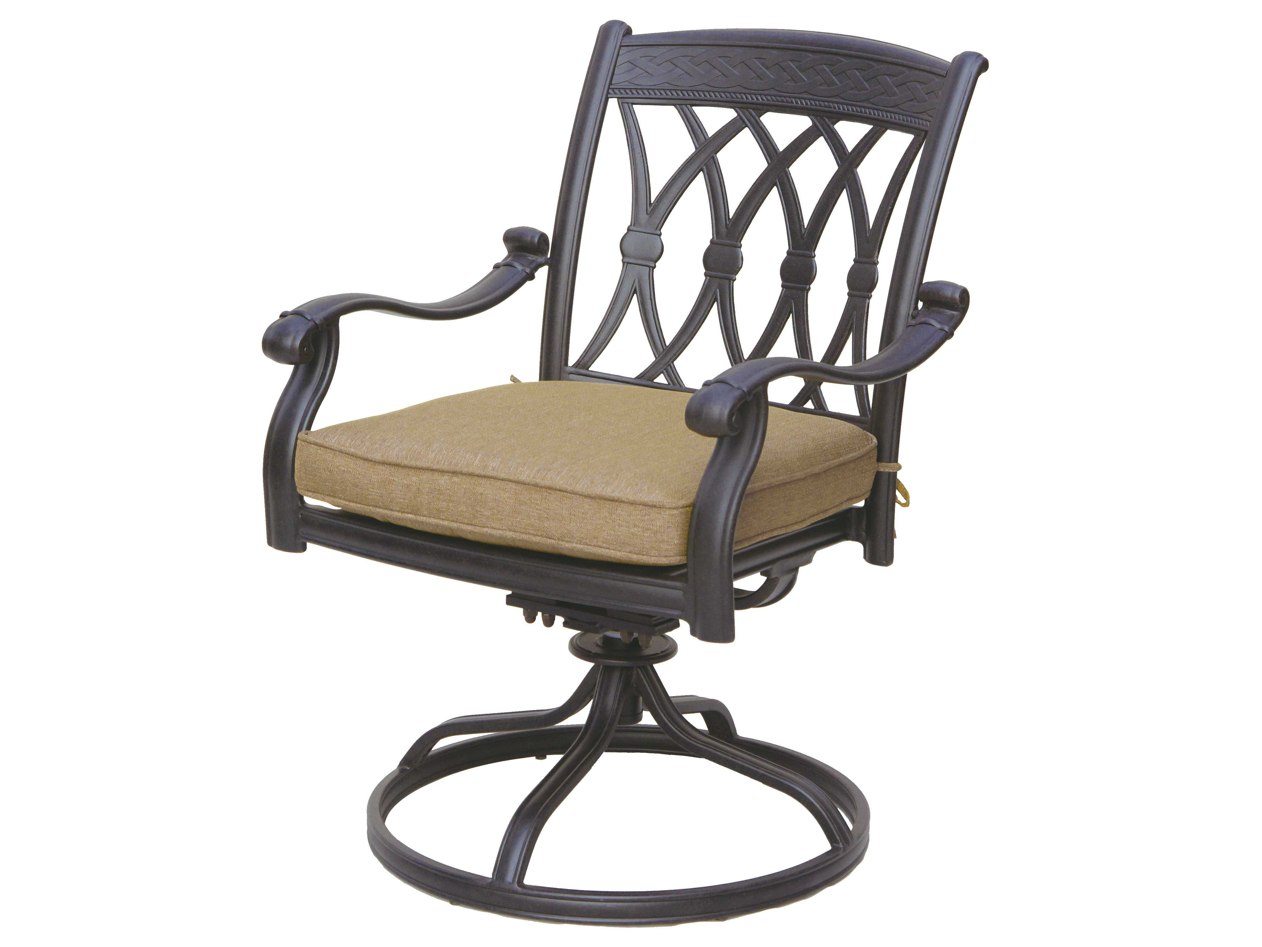Darlee Outdoor Living San Macros Patio Cast Aluminum