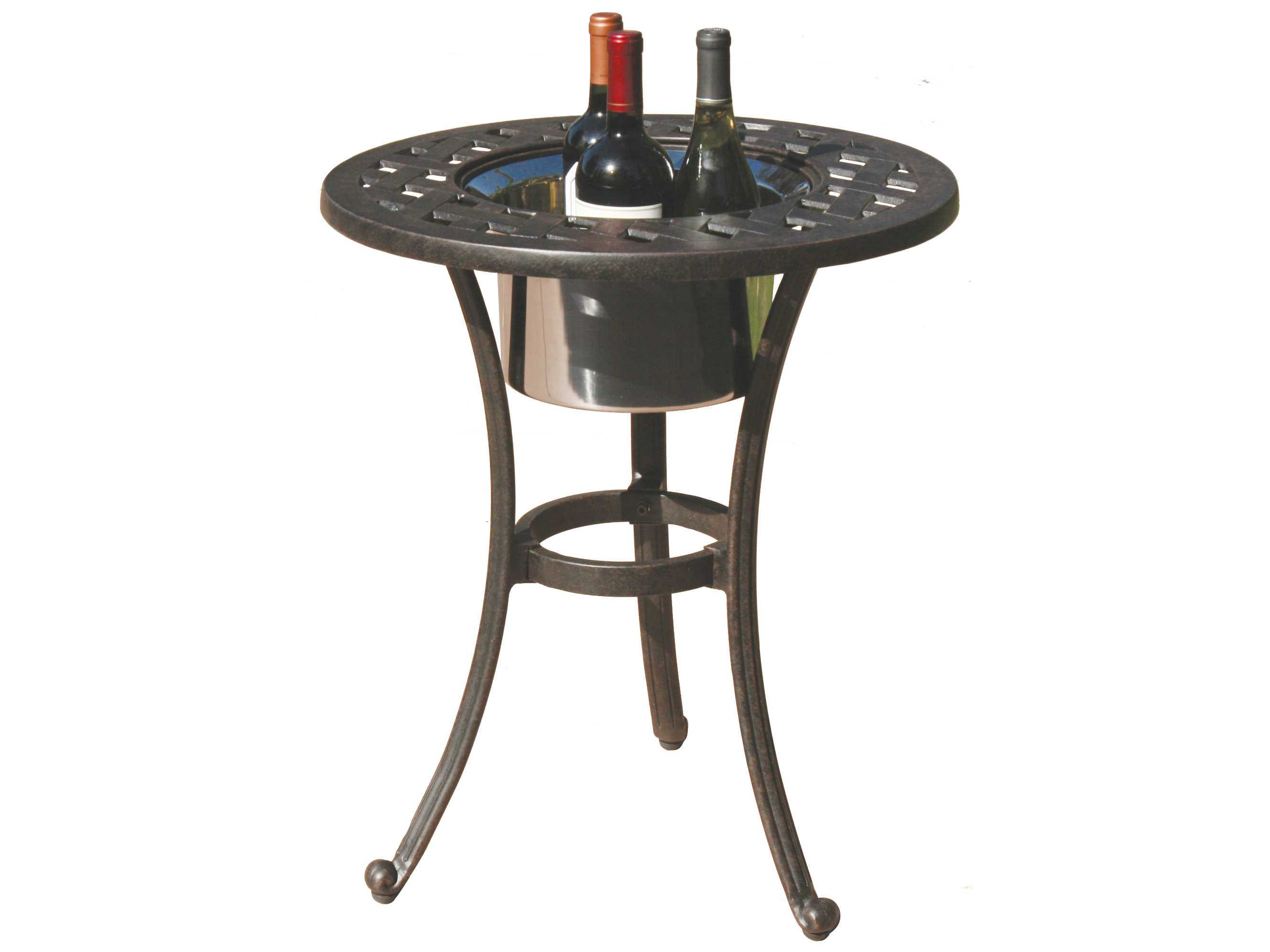 Darlee Outdoor Living Series 30 Cast Aluminum Antique