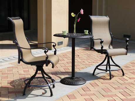 Darlee Outdoor Living Standard Monterey Cast Aluminium Dining Set