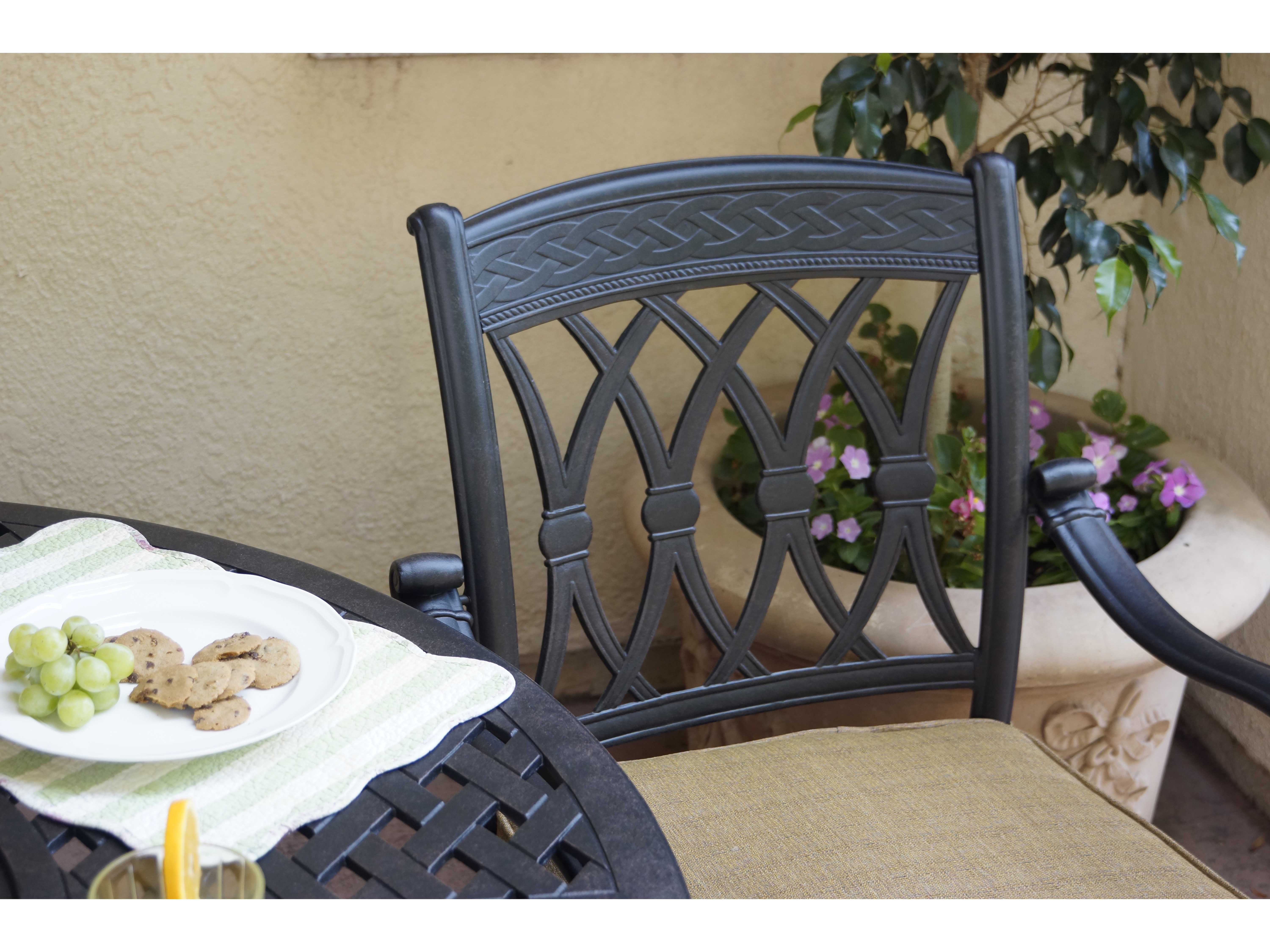Darlee Outdoor Living Quick Ship San Macros Patio Dining