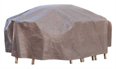 Duck Covers Table & Chairs Cover 127L x 84W x 29H DCMTO12784