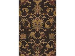 Dalyn Columbia Rectangular Choclate Area Rug
