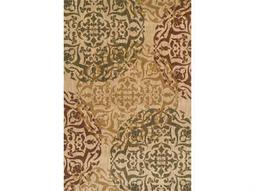 Dalyn Columbia Rectangular Ivory Area Rug