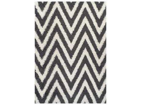 Dalyn Calypso Rectangular Graphite Area Rug