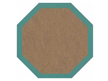 Dalyn Echo Bay Sisal Octagon Custom Area Rug