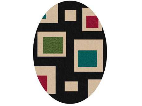 Dalyn Lenox Oval Custom Area Rug