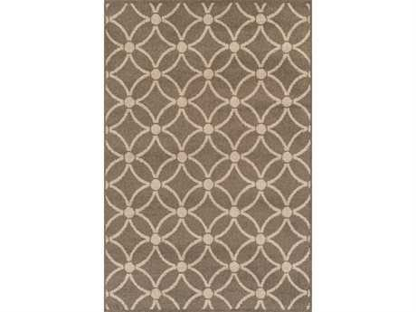 Dalyn Marcello Rectangular Taupe Area Rug