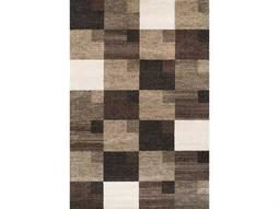 Dalyn Omega Rectangular Gray Area Rug