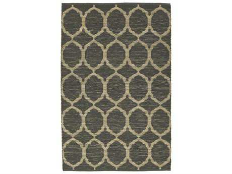 Dalyn Santiago Rectangular Charcoal Area Rug