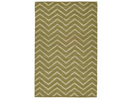 Dalyn Santiago Rectangular Lime Area Rug