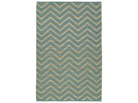 Dalyn Santiago Rectangular Robins Egg Area Rug