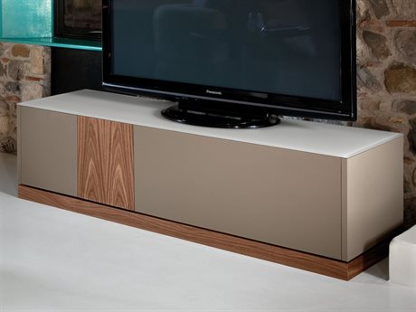 Domitalia Contour 63'' x 19'' TV Stand