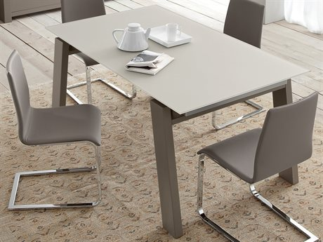 Domitalia Must Extendable 37.5'' x 63 - 98.5'' Rectangular Dining Table