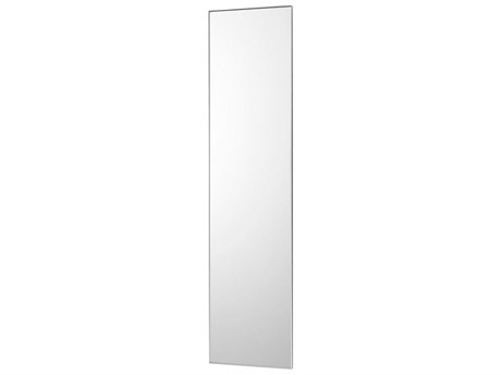 Driade Antonia Astori No Frame V 17.7'' x 74.8'' Rectangular Mirror