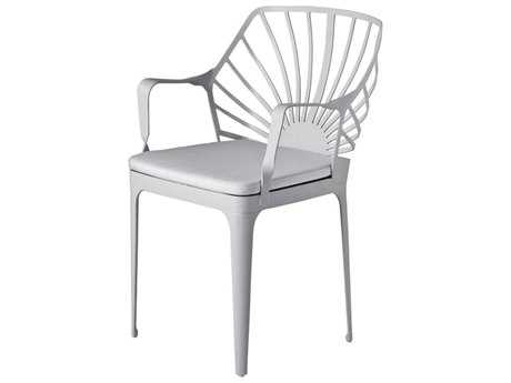 Driade Sunrise Aluminum Cushion Chair