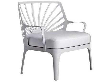 Driade Sunrise Aluminum Cushion Armchair PatioLiving