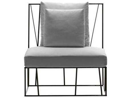 Driade Herve Steel Cushion Single Seat PatioLiving
