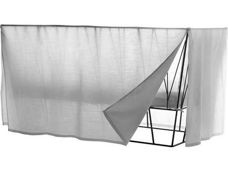 Driade Herve Outdoor Removable Cover for Right Terminal Elements