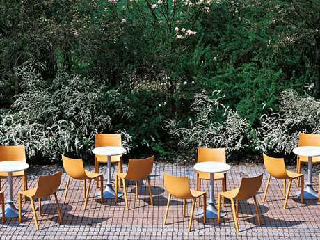 Driade Bo Polypropylene Bistro Set PatioLiving