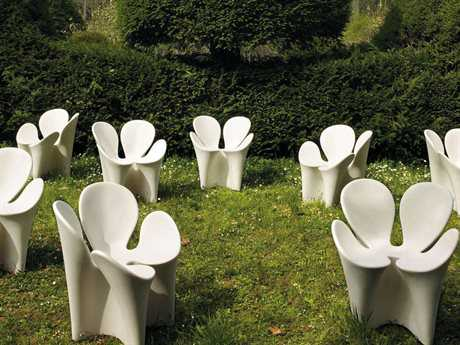 Driade Outdoor Clover Lounge Set