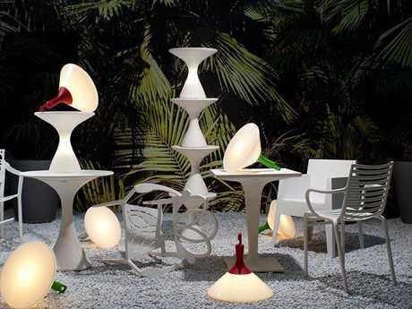 Driade Kissi Kissi Polyethylene Dining Set