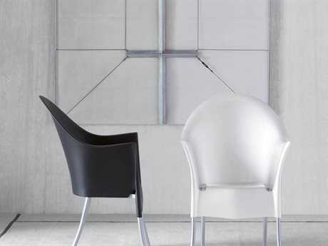 Driade Lord Yo Resin Polypropylene Dining Chair Set