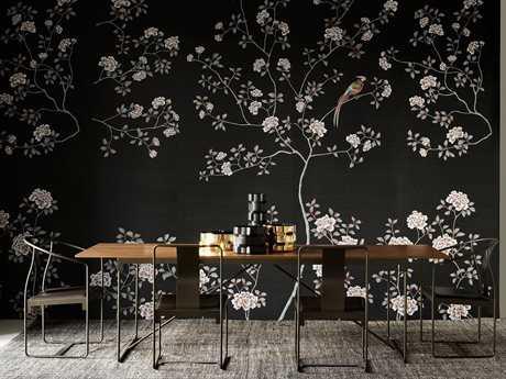Driade Mingx Steel Dining Set