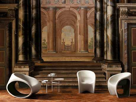 Driade Mt1 Polyethylene Lounge Chair Set PatioLiving