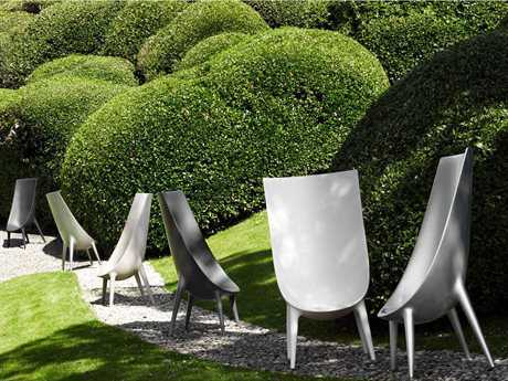 Driade Outdoor Out/in Polyenthylene Monobloc Lounge Set